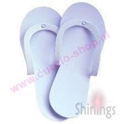 Picture of Spa Slippers Lavendel