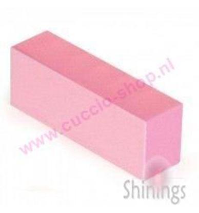 Afbeeldingen van Pink Softie Block 220/320 grit
