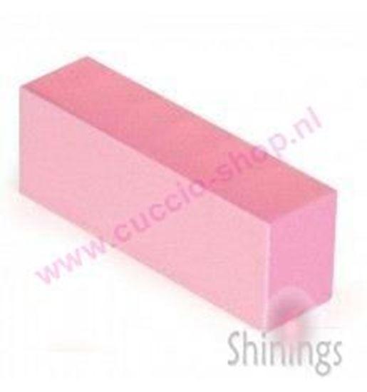 Afbeelding van Pink Softie Block 220/320 grit