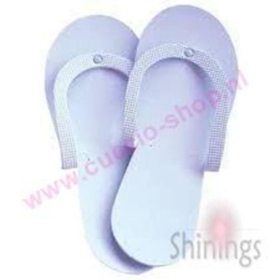Afbeelding van Spa Slippers Lavendel
