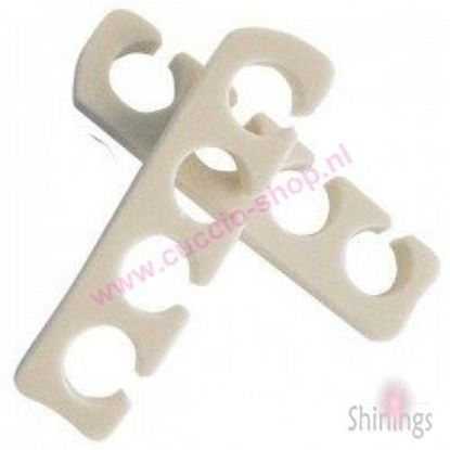 Picture of Teenspreiders Beige 2 stuks