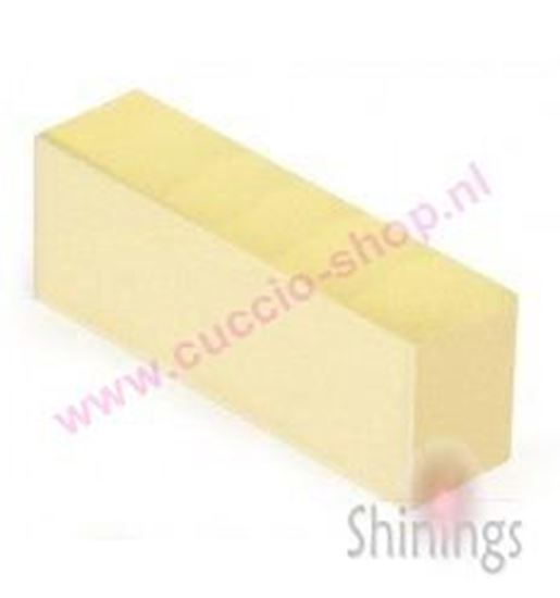 Picture of Yellow Softie Block 400/400 grit