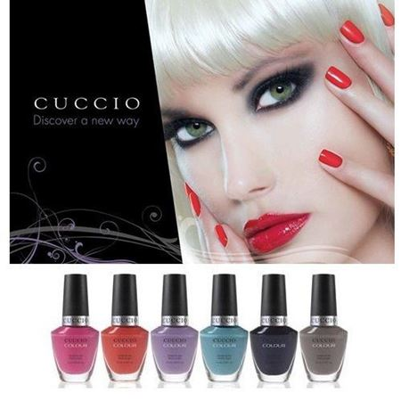 Picture for category Colour (Nailpolish)
