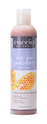 Afbeeldingen van Daily Skin Polisher Milk & Honey 240 ml