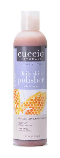 Afbeelding van Daily Skin Polisher Milk & Honey 240 ml