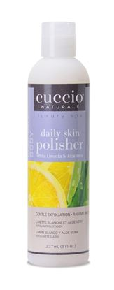 Afbeeldingen van Daily Skin Polisher White Limetta & Aloe Vera 240 ml