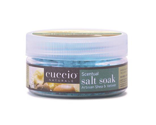 Picture of Scentual Salt Soak Artisan & Vetiver 43 gram
