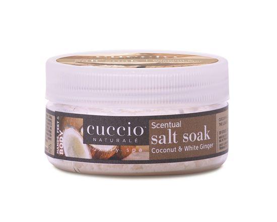 Picture of Scentual Salt Soak Coconut 43 gram
