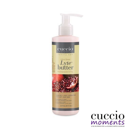 Picture of Bodybutter Lytes Pomegranate & Fig 237ml