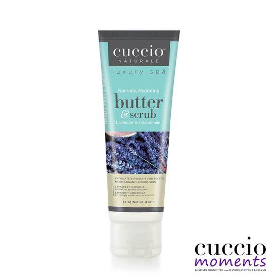 Picture of Tube Butterscrub Lavender & Chamomille 113 gram
