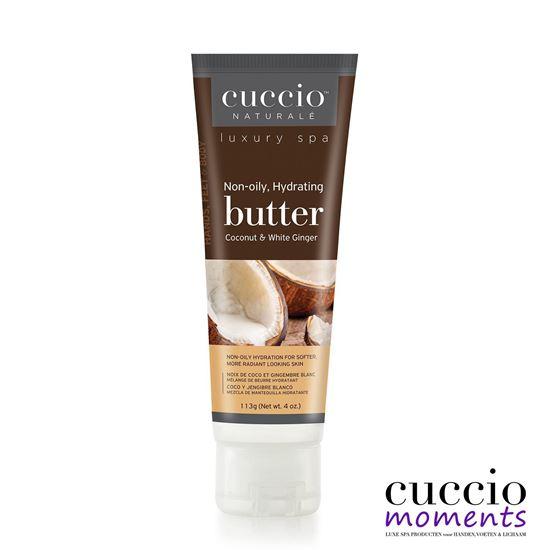 Afbeelding van Tube Butterblend Coconut & White Ginger 113 gram