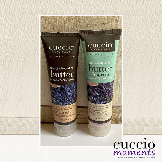 Afbeelding van Cadeauset Butterblend & Butterscrub Lavender & Chamomille 113 gram