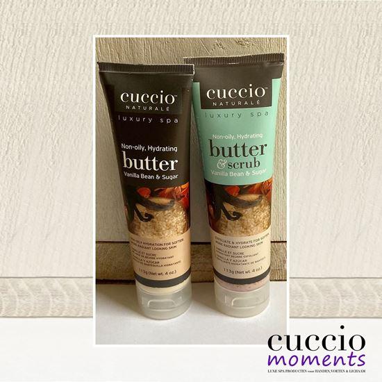 Afbeelding van Cadeauset Butterblend & Butterscrub Vanilla Bean & Sugar 113 gram