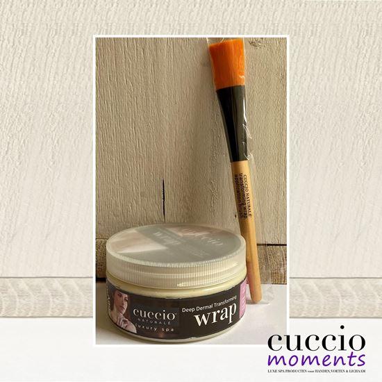 Picture of Cadeauset Deep Dermal Transforming Wrap 226gr incl Brush