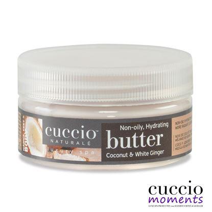 Afbeeldingen van Baby Butterblend Coconut & White Ginger 42 gram