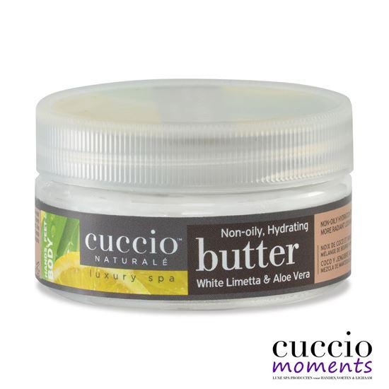 Afbeelding van Baby Butterblend White Limetta & Aloe Vera 42 gram