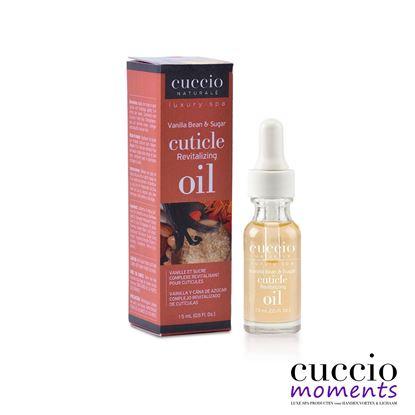 Picture of Revitalizer Complex Cuticle Oil Vanilla Bean & Sugar 15ml