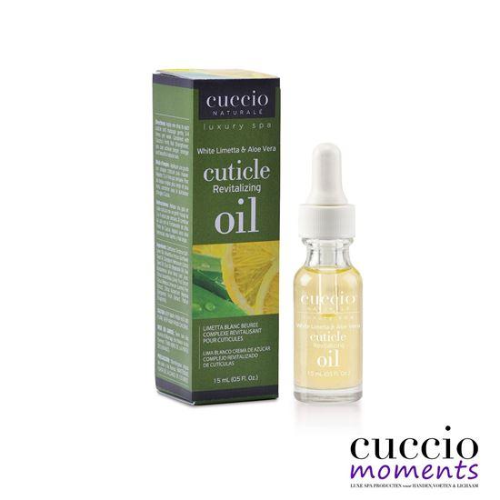 Picture of Revitalizer Complex Cuticle Oil White Limetta & Aloe Vera 15ml