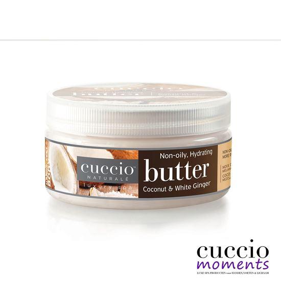 Afbeelding van Butterblend Coconut & White Ginger 226 gram