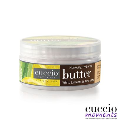 Picture of Butterblend White Limetta & Aloe Vera 226 gram