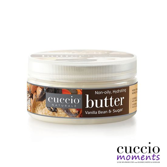 Afbeelding van Butterblend Vanilla Bean & Sugar 226 gram