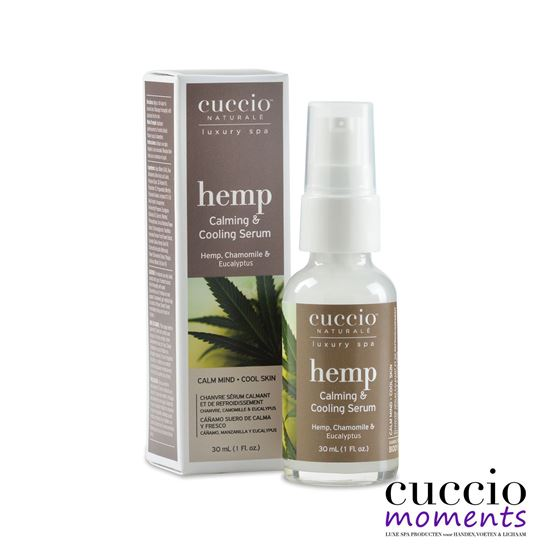 Picture of Whipped Hemp Calming & Cooling Serum 30 ml