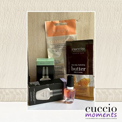 Afbeeldingen van Spa Manicure Kit @ Home